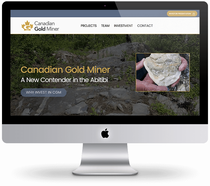 Canadian Gold Miner